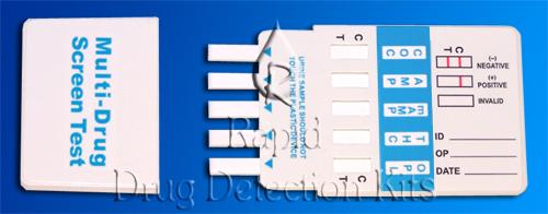 (COC/AMP/mAMP/THC/OPI) DOA-254