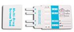 8-Drug Test Card (COC/AMP/mAMP/THC/OPI/PCP/BAR/BZO)
