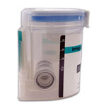 Integrated 4 Panel (COC, AMP, THC, OPI with pH, Specific Gravity, Oxidants/PCC) E-Z Test Cup II